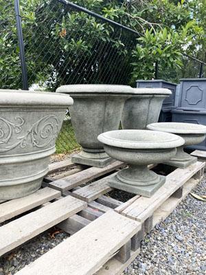 Campania pottery detail 1