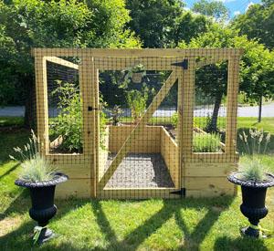 Custom-Built Raised Bed Gardens