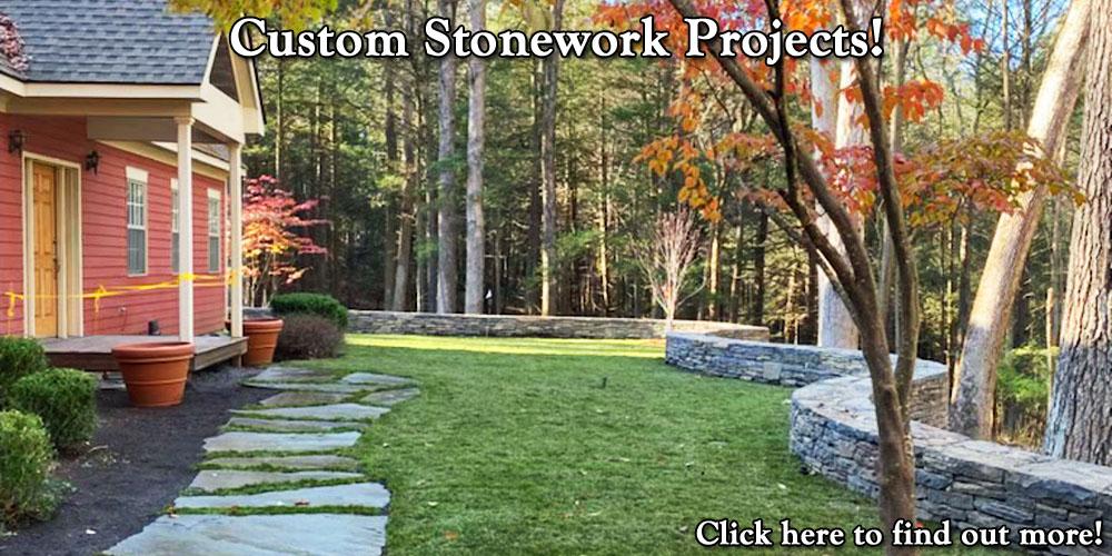 Custom Stonework Projects!