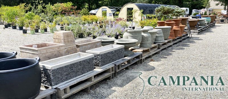 Campania International Pottery at Millbrook Gardens